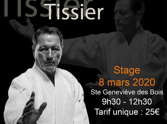 SGDB-Stage Aikido - Christian TISSIER